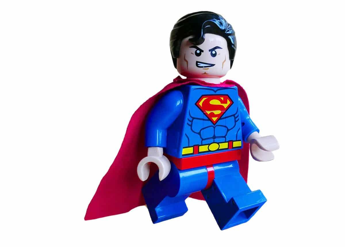 Superman de redes sociales